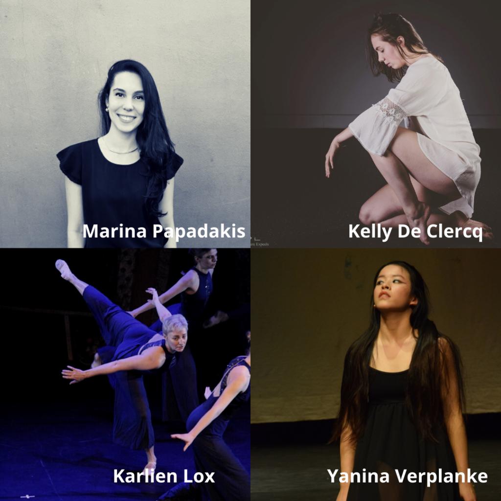 De choreografen