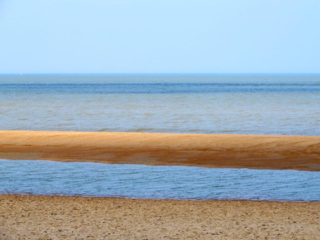naakte strand
